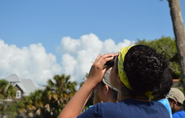 Audubon's Conservation Leaders Program for Young Women