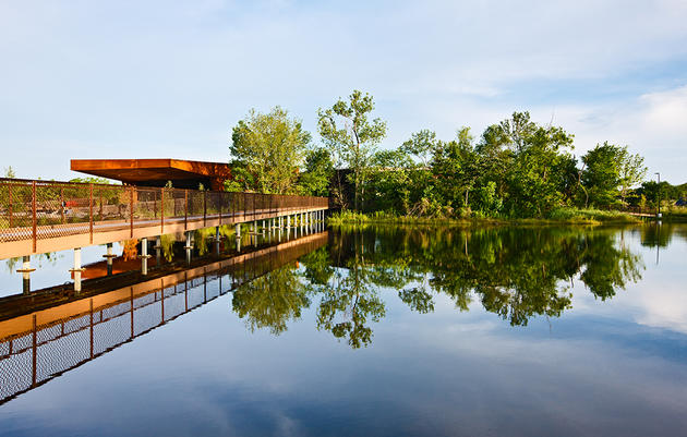 Trinity River Audubon Center