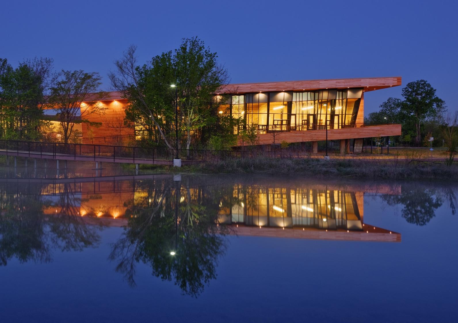 Trinity River Audubon Center | Audubon Texas